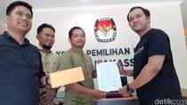 Tim Sukses Danny Pomanto Daftar Calon Independen ke KPU Makassar