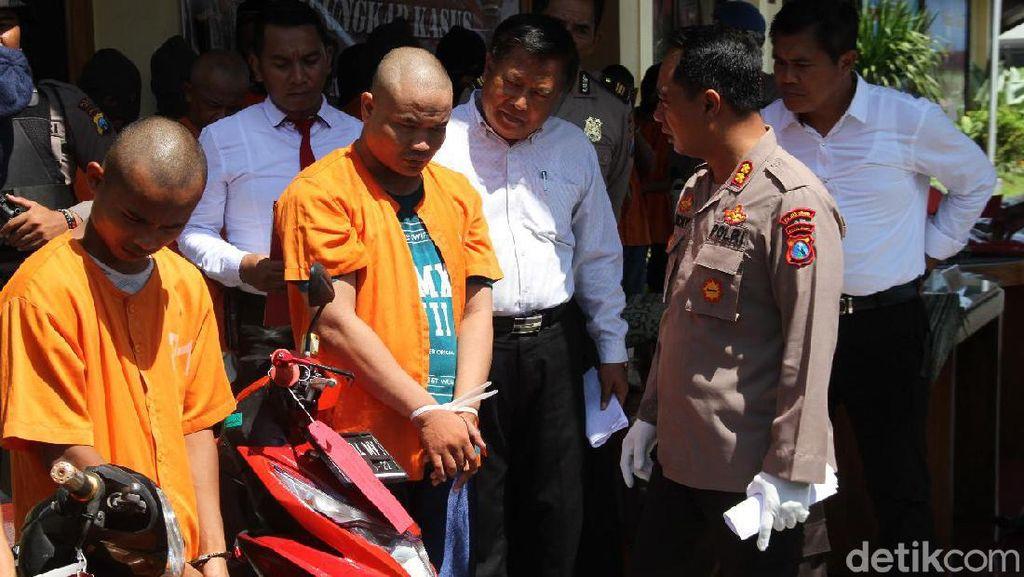 13 Kasus Diungkap, 16 Tersangka Diamankan di Ngawi Sebulan Terakhir