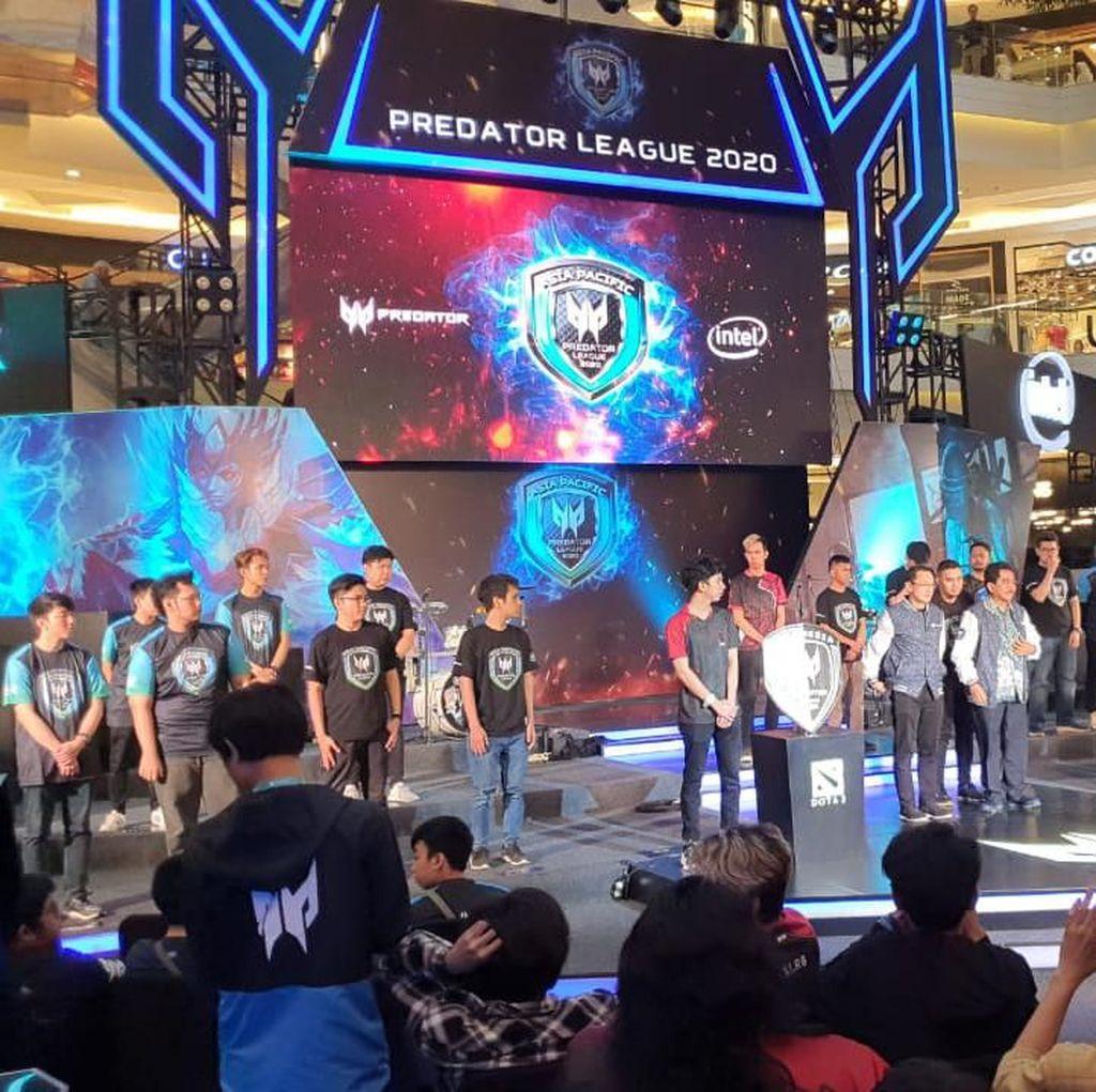 Final Predator League 2020 Digelar, Hadiah Rp 200 Juta