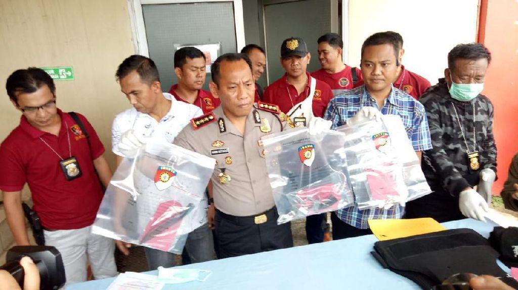 Polisi Tembak Mati Rampok Bersenjata Api di Palembang