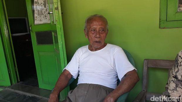 Warga Ingin 'Prasasti' Keraton Agung Sejagat Purworejo Dipindah