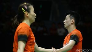Zheng/Huang Meroket ke Final