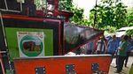 TPS di Banten Punya Mesin Pengolah Sampah Menjadi BBM Lho