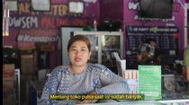 Jual Pulsa Gratis Soft Drink, Novianti Bisa Dapat Omzet Rp 300 Juta