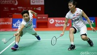 PBSI Home Tournament: Apriyani Rahayu Terpaksa Ganti Partner