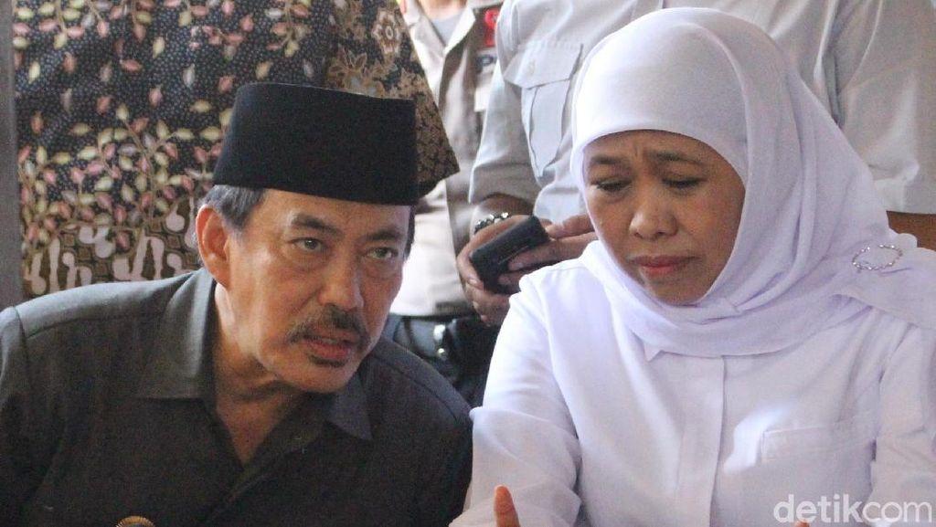Gubernur Khofifah Minta Satgas Pangan dan KPPU Cek Stok Gula