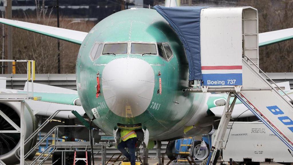 Boeing Temukan Masalah Baru pada Software 737 MAX