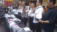 Beraksi di 26 Lokasi, 4 Begal di Medan Ditembak Polisi