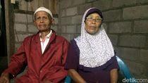 Sah! Kakek 90 Tahun di Sleman Ini Resmi Nikahi Nenek 72 Tahun