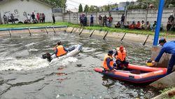 Remaja di Jakbar Ditemukan Tewas Tenggelam di Waduk Pegadungan