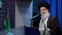 Ayatollah Khamenei soal Pernyataan Presiden Prancis Macron: Tindakan Bodoh