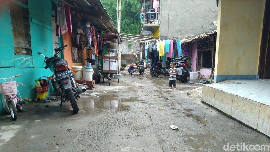 Imbas Hujan Deras, Kawasan Bangka Jaksel Sempat Banjir