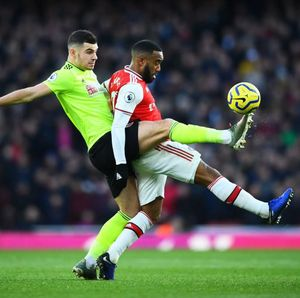 Arsenal Diredam Sheffield United 1-1 di Emirates