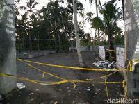 Keraton Agung Sejagat Gelap, Suasana di Sekitar Semakin Senyap