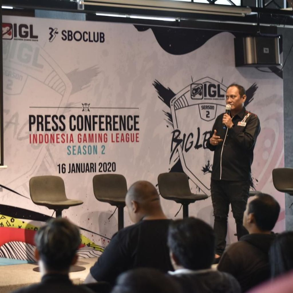 IGL Season 2 Dimulai, Tandingkan FIFA dan PES 2020