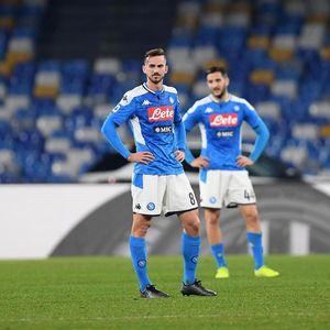 Napoli Vs Fiorentina: Partenopei Keok 0-2