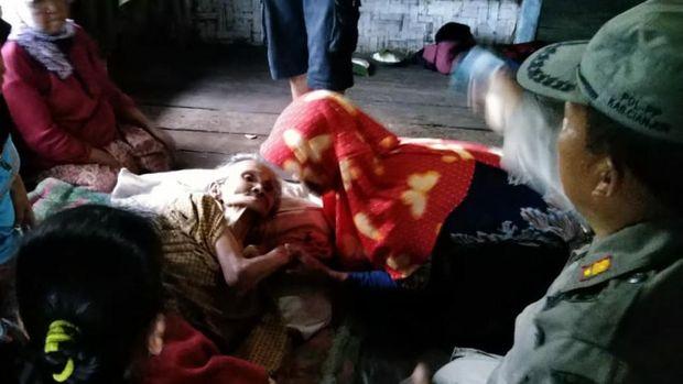 Jabar Hari Ini: Kerangka Manusia Terungkap-Ipah Ditemani 'Gadis Baju Merah'