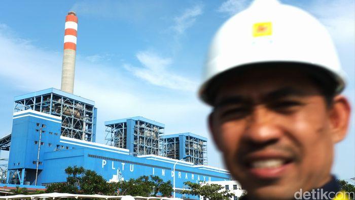 PLTU Indramayu, merupakan pembangkit listrik tenaga uap yang berdiri di Desa Sumuradem, Kecamatan Sukra, Kabupaten Indramayu, Jawa Barat. Pembangkit listrik yang dikelola oleh anak usaha PLN, PT Pembangkit Jawa Bali (PJB) memiliki total kapasitas energi sebesar 3x330 megawatt (MW).
