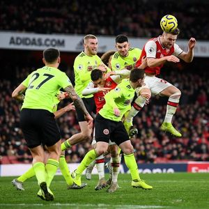 Arsenal Vs Sheffield: 6 Fakta Usai Hasil Imbang di Emirates