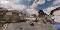 Scrapyard, peta baru di Call od Duty: Mobile