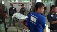 8 Jenazah Korban Bus Maut Ciater Subang Dibawa ke Depok