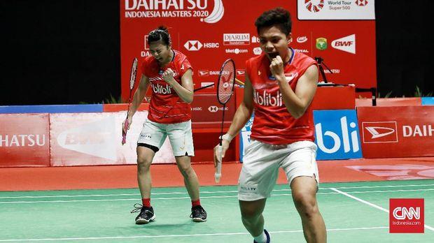 Daftar Tim Badminton Indonesia di Kejuaraan Asia Beregu 2020
