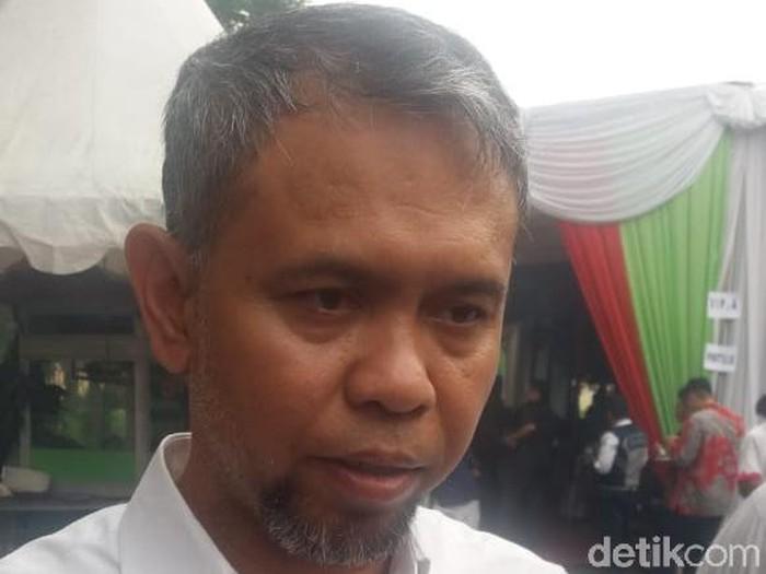 Ketua  DPD PKS Medan, Salman Alfarisi, (Arfah-detikcom)