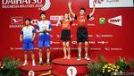Zheng Siwei/Huang Yaqiong Juara Ganda Campuran Indonesia Masters