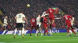 Liverpool Vs Man Utd: The Reds Unggul 1-0 di Babak Pertama
