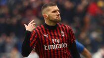 Milan Vs Roma: Tanpa Ibra, Rossoneri Andalkan Ante Rebic