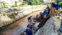 Pemprov DKI Perbaiki Tanggul di Kompleks TVRI yang Jebol