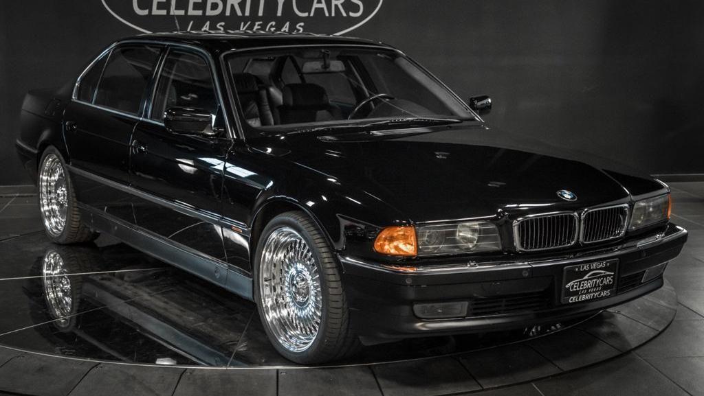 Mobil Bekas Tupac Shakur Dijual