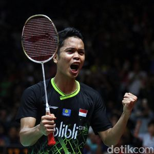 Video: Anthony Juara, Indonesia 3 Gelar di Indonesia Masters