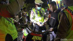 Antisipasi Balap Liar, Ratusan Kendaraan Terjaring Razia di Sidoarjo