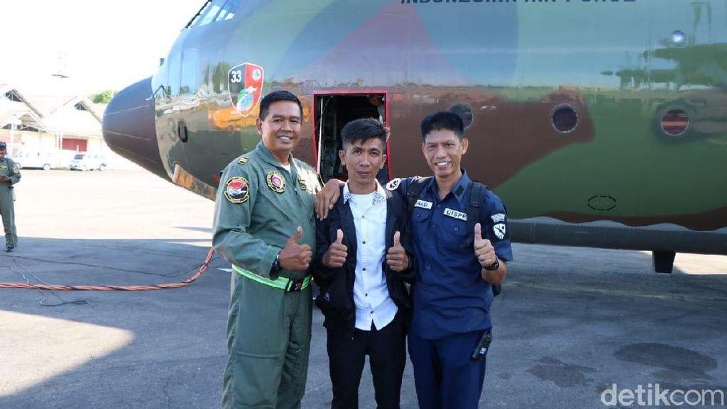 Diundang KSAU ke Jakarta, Perakit Pesawat Asal Pinrang Merasa Bermimpi