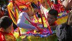 Potret Keceriaan Parade Sambut Tahun Baru Imlek di Portugal