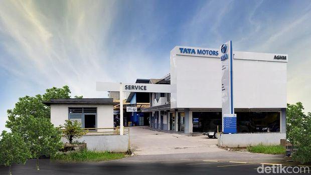 Diler Tata Motors di Pontianak