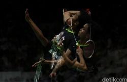 Mantap! Anthony Ginting Juara Tunggal Putra Indonesia Masters