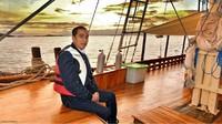 Mau Naik Kapal Phinisi Seperti Jokowi? Ini Estimasi Biayanya