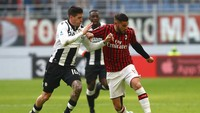 Milan Vs Udinese: Dramatis! Gol Menit Akhir Rebic Menangkan Rossoneri