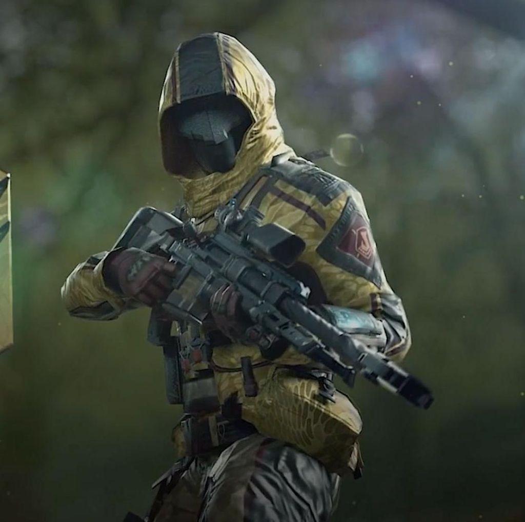 Dor-dor! Keseruan di Update Terbaru Call of Duty: Mobile