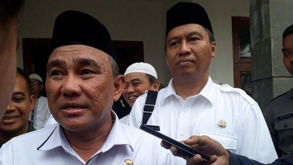 Pemkot Depok Gratiskan Biaya RS Korban Kecelakaan Bus di Ciater Subang