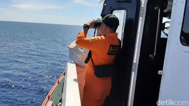 Pesawat TNI Dikerahkan Cari Kapal Pengangkut Avtur yang Hilang di Laut Maluku