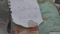 Ini Isi Surat Wasiat Singkat Pembuang Janin di Banyuwangi