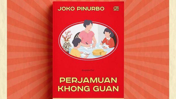Resmi Rilis, Joko Pinurbo Sajikan Kritik Sosial di 'Perjamuan Khong Guan'