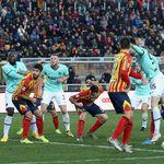 Lecce Vs Inter Milan: Nerazzurri Ditahan Imbang 1-1