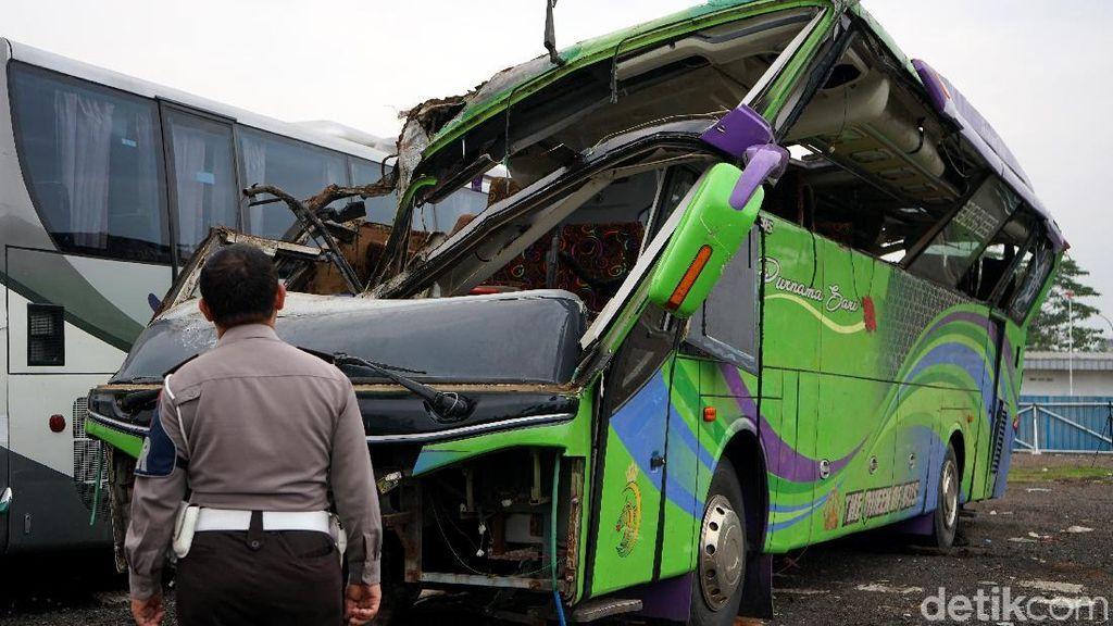 Kemenhub: Bus yang Kecelakaan di Ciater Subang Dimodifikasi Usai Uji Berkala