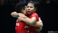 Hasil Thailand Open 2021: Greysia/Apriyani Juara Ganda Putri