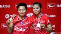 Indonesia Raih 3 Gelar Juara di Daihatsu Indonesia Masters 2020