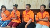 Polisi Tangkap 4 IRT Terkait Kasus Jual-Beli Bayi di Palembang